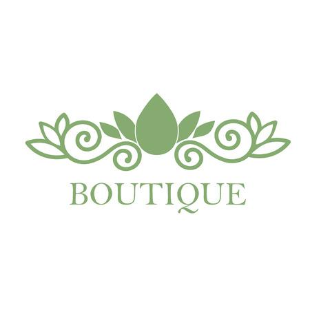 prestige: Organic logo design idea.