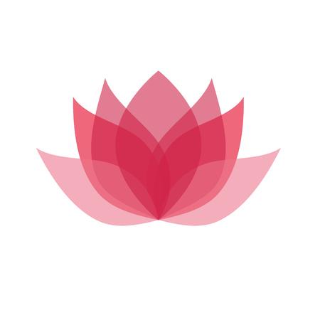 Lotus logotipo, logotipo de loto flor, logotipo de belleza, logotipo de la moda, Logo Vector del modelo