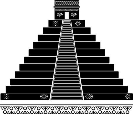 fantasy temple Stock Vector - 8691573