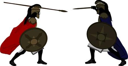 spartano: Achille e Hector