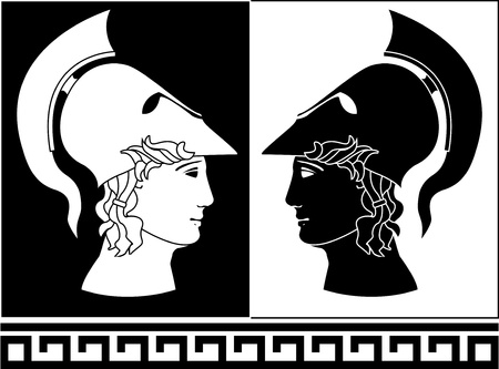 alexander: Alexander the great  vector illustration