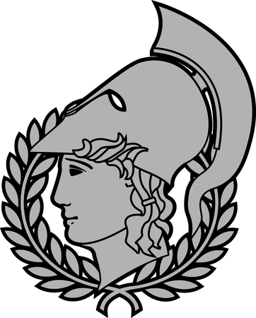 alexander: alexander the great. second variant. illustration Illustration