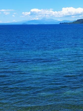 tongariro: Taupo y Tongariro Foto de archivo