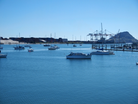Tauranga port photo