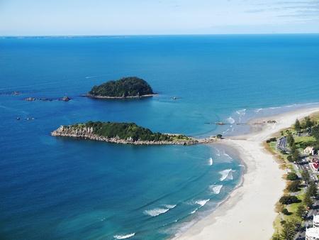 Beach and islands photo