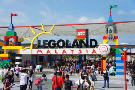 sightseers: First Legoland in Asia Editorial