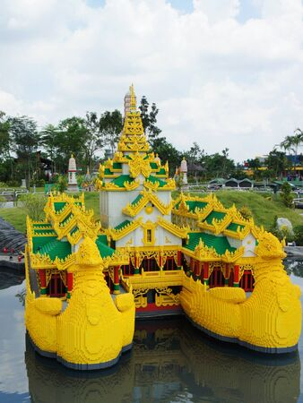 sightseers: Floating Temple of Thailand Editorial