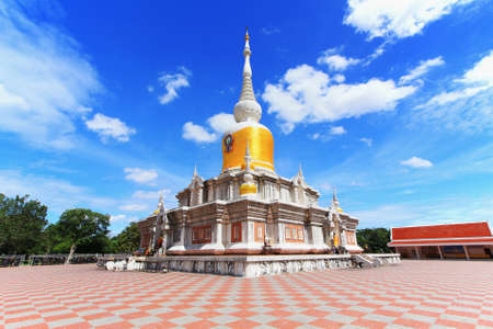 dvaravati: Phra That Na Dun in Thailand