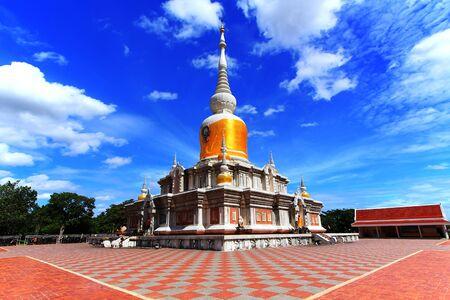 Phra That Na Dun in Thailand Stock Photo - 14849313