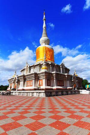 Phra That Na Dun in Thailand Stock Photo - 14849314