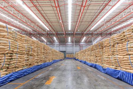 Sugar in Warehouse