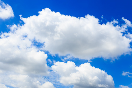 Blue sky with clouds Imagens - 28981967