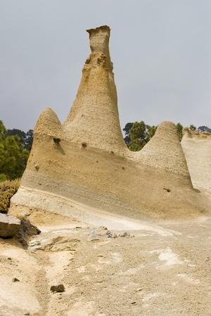 �rock formation�: Limestone rock formation near Vilaflor, Tenerife, Canary Islands