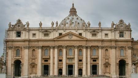 Basilica of Saint Peter  San Pietro  in Vatican City