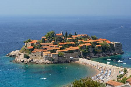 sveti: Sveti Stefan, Montenegro