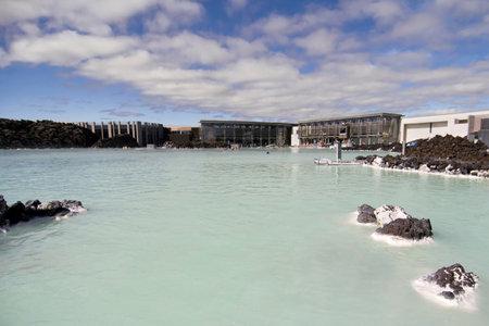 grindavik: Natural swimming pool in Iceland