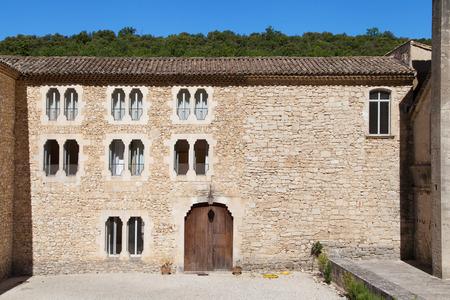 senanque: Cistercian monastery of Senanque in Provence, France  Stock Photo