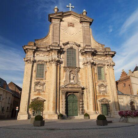 saints peter and paul: Saints Peter and Paul Church in Mechelen, Belgium.
