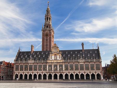 Universiteitsbibliotheek van Leuven, België.