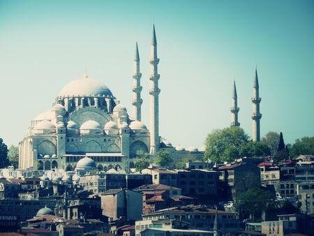 historical buildings: Istanbul travel and historical buildings, Mosque