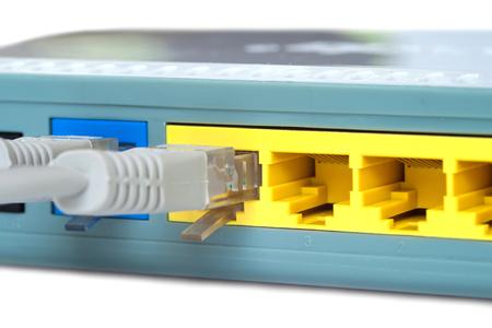 rj 45: Network connection