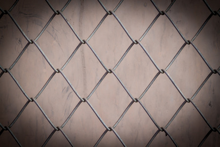 Texture the cage metal net photo