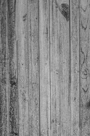 black and white wood planks texture