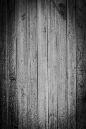 black and white wood planks texture photo