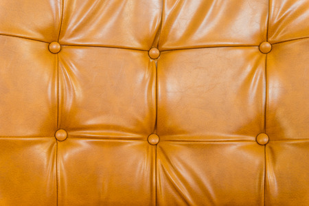 bright luxury golden leather background Stock Photo