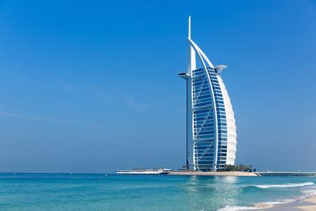 Hotel Burj al Arab Jumeirah in Dubai, United Arab Emirates