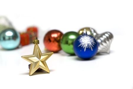 pineal: beautiful Christmas ornaments