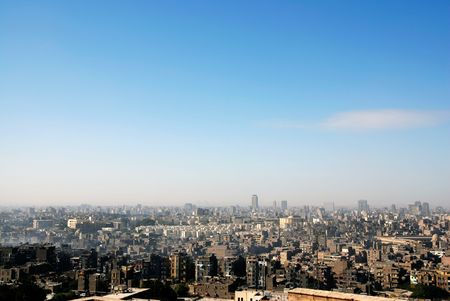 cairo city view Stock Photo - 6283724