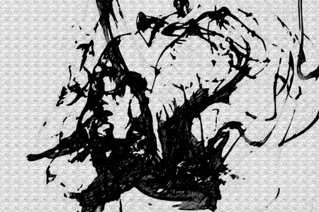 airbrush: Abstract Graffiti Grunge Background Stock Photo