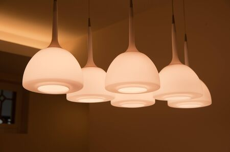Beautiful chandelier isolated Stock Photo - 7968530