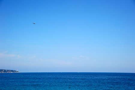 sea scenery: Closeup of sea scenery