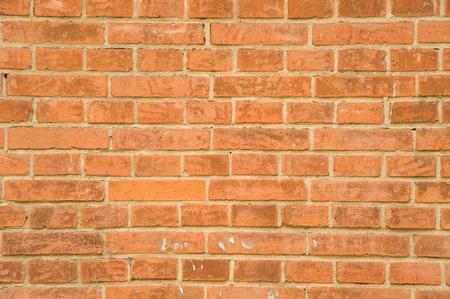 오래 된 벽돌 벽