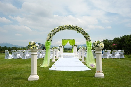 Wedding decoration Stock Photo - 11611953