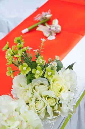 Wedding reception overview  photo