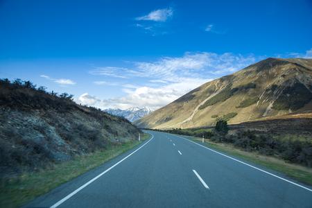 Road,New Zealand photo