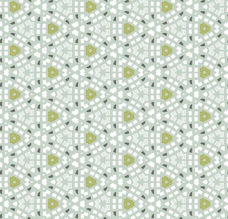 Abstract seamless pattern design composition. Wallpaper, background.