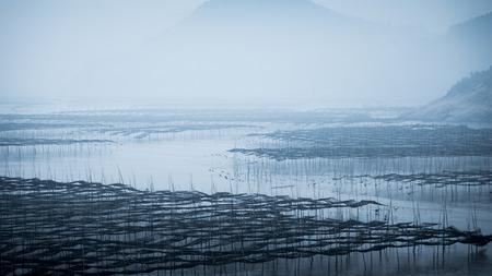 Fujian Xiapu beach scenery