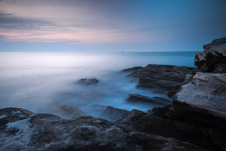 jiangsu: Lianyungang, Jiangsu Province, China Ocean View scenery
