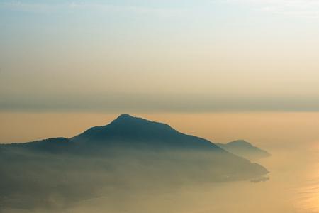 jiangsu: Lianyungang, Jiangsu Province, China Island ocean view scenery