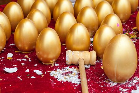 golden egg: Hit the golden egg game