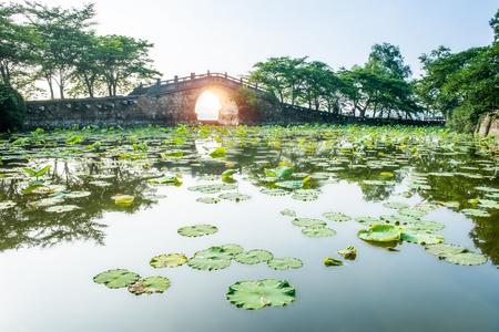 Taihu Turtle Head Islet, Wuxi, China