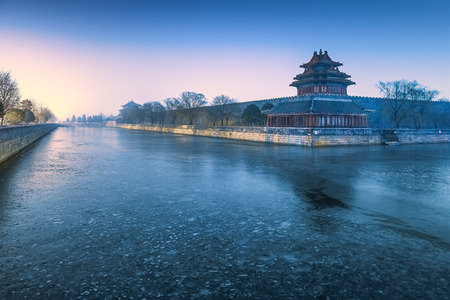 The Palace Museum in Beijing, China