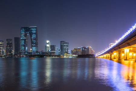 China city nightscape Publikacyjne