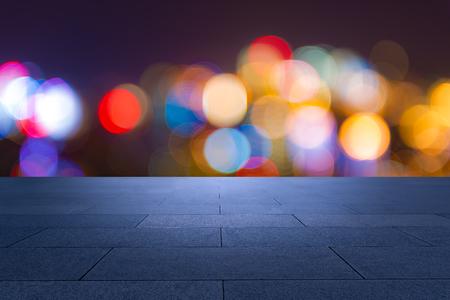 City light concept map