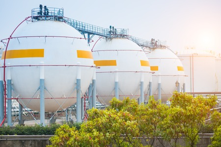 Chemical storage tanks and pipelines