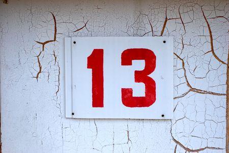 poorly: door number thirteen